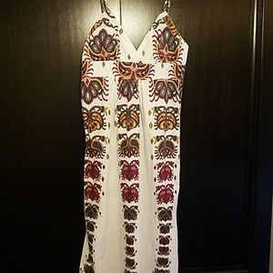 Crown of Hearts Dresses - Crown of Hearts Bohemian Maxi Dress M